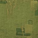 Perna decorativa Jaquard Model Spic vernil