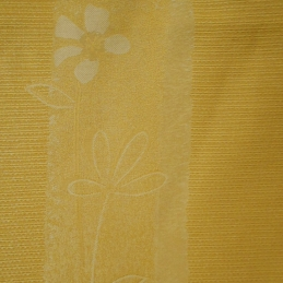 Perna decorativa Jaquard Model Floare bej