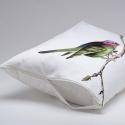 Perna decorativa desen Magnolia
