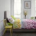 Lenjerie pat Renforce desen Loving Matisse v.1-Lime