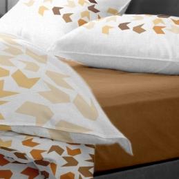 Lenjerie pat Renforce desen Loving Matisse v.2-Butterum