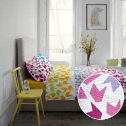 Lenjerie pat Crepe desen Loving Matisse V1
