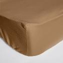 Cearceaf pat cu elastic Crepe Butterum