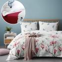 Lenjerie pat Renforce Magnolia Tree/Lollipop