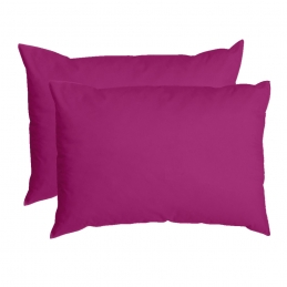 Set 2 fete de perna Renforce Fuchsia Red