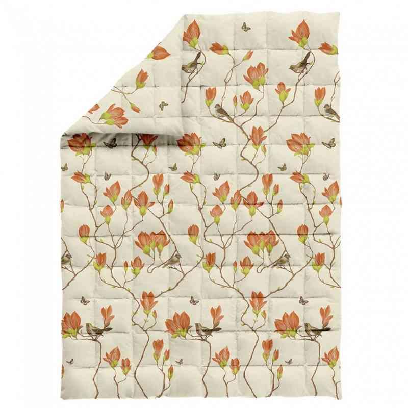 Pilota matlasata Renforce desen Magnolia Birds 2