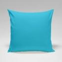 Perna decorativa albastru Aquarius